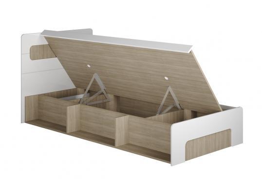 Кровать Палермо 3 (Юниор)