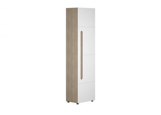 Шкаф 1 створчатый (пенал) Палермо 3 (Юниор)