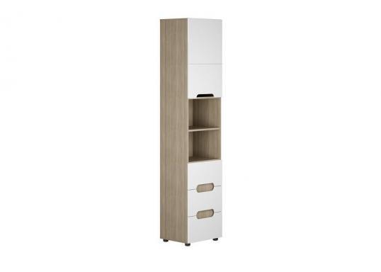 Шкаф (пенал) комбинированный Палермо 3 (Юниор)