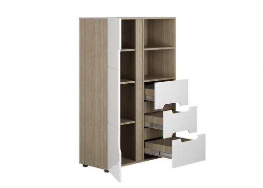 Шкаф 1 створчатый комбинированный Палермо 3 (Юниор)