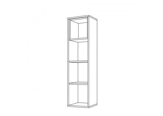 Шкаф Бэль 10.63 (навесной)