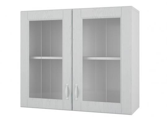 Кухня Камелия Шкаф витрина 80 верхний