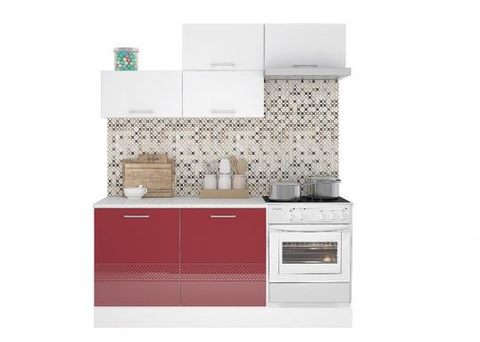 Кухня Люкс 1800 (Рубин)