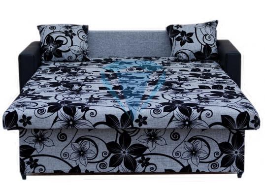 """Выкатной диван """"Цветы"""" (1000)"""