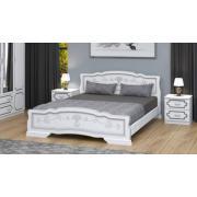 Кровать Карина 6 Белый Жемчуг