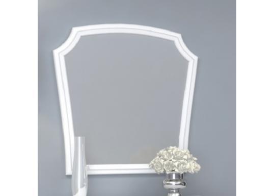 Зеркало Лакированный Белый Жемчуг