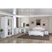 Спальня Лотос (Лак: Белый Жемчуг)