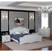 Кровать Лотос (Белая)