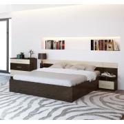 Спальня Леси (Венге/Дуб)