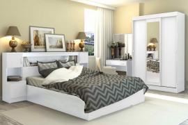 Спальня Бася (Белая)
